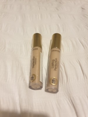 2 x Collection lasting perfection concealers - Cashew