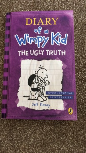 Diary of a wimpy kid book brand new
