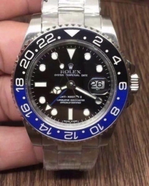 Rolex GMT-Master2 Batman Watch
