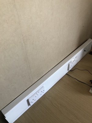 Electric cable tidy