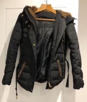 New Zara puffs jacket size 10,and 12 and 8
