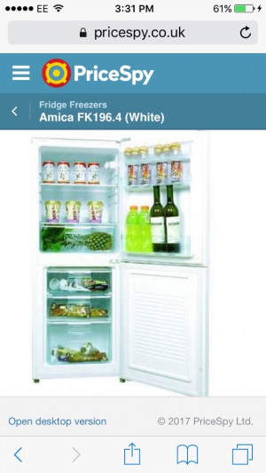 This is a brand new amica never been used still in the box
