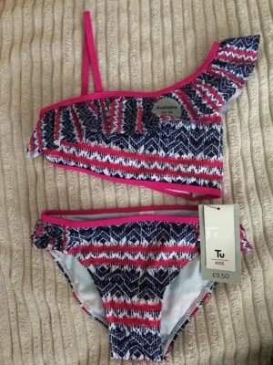 Women's Clothing New Look Swimming Costume Size 32a Bnwt Clothing, Shoes & Accessories