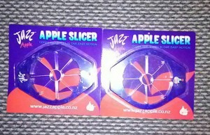 2 x Jazz Apple Slice