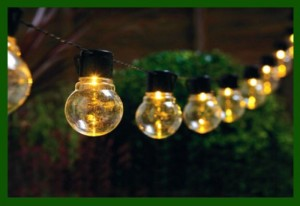 String Bulb String Lights