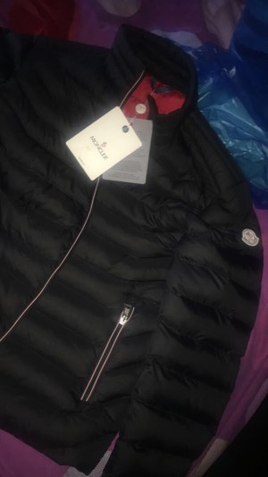 Moncler jacket medium only been worn a few of times bought it a couple of months ago
