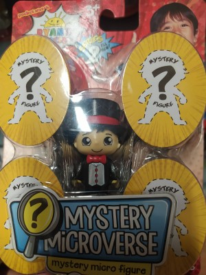 mystery figure pack