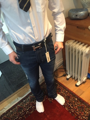 Desinger jeans coming out