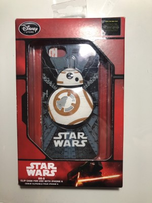 iPhone 6 Star Wars phone case