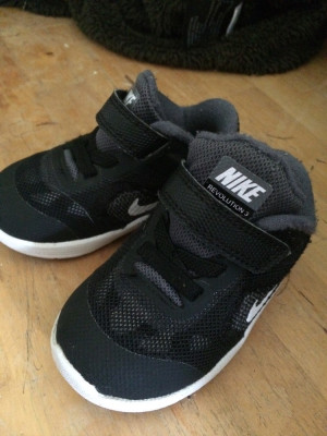 Toddler trainers 4.5