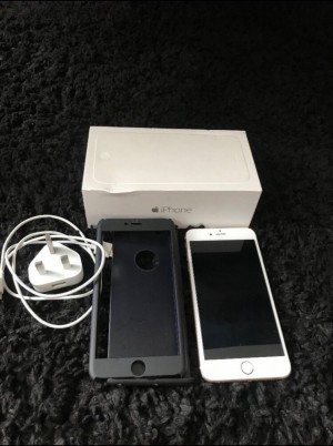 Iphone 6 plus 16 gb rose gold