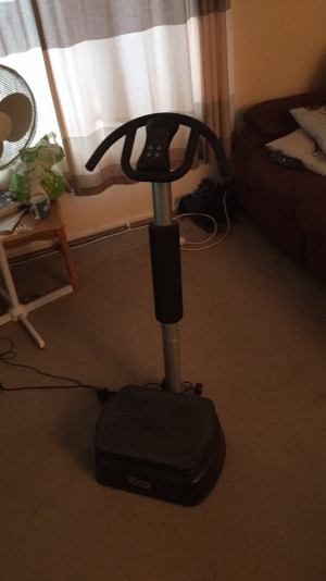 Vibrating Power plate