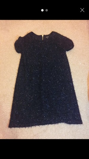 Tena turner sparkly dress size 6-8 in adults