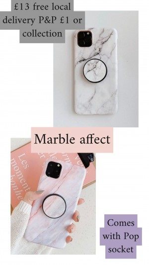 Sale now on!! Top quality marble cases 12promax 12pro 12