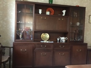 G plan wall unit