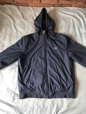 Fred Perry coat (medium men's)