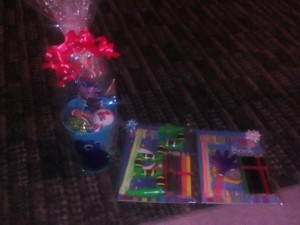 goody bags /party bags / Christmas goodies