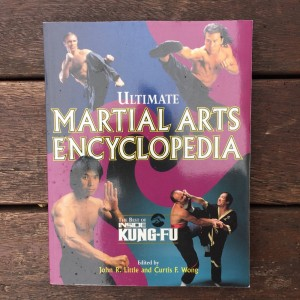 #book MARTIAL ARTS Encyclopedia