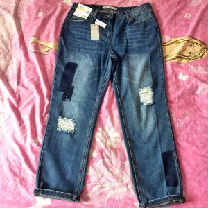 SALES - GEORGE JEANS - WOMENS DENIM STRAIGHT - SIZE 12 - FREESHIP
