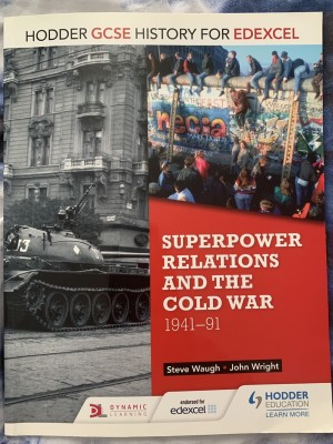 Holder GCSE History : Cold War and Superpower relations
