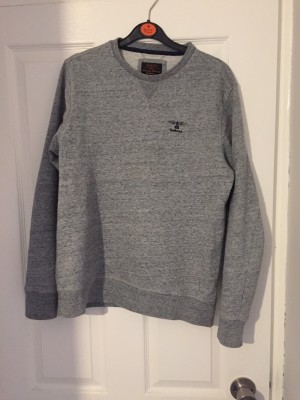 Barbour sweatshirt