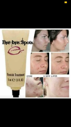 spot treatment
