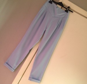 Missguided Cigarette trousers