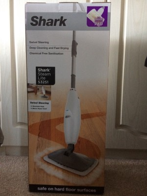 Steam Mop (Brand New in Box)
