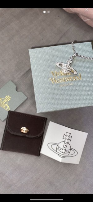Vivienne Westwood necklace REAL