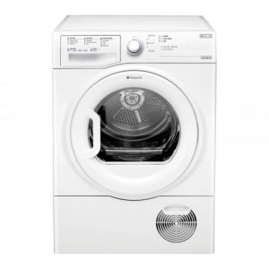 Hotpoint Aquarius TCFS93BGP Condenser Tumble Dryer- White £219