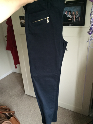 size 12r river island jeans