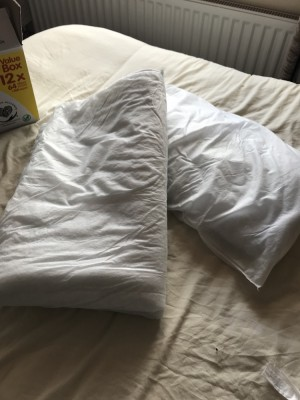 Toddler Pillow/Duvet