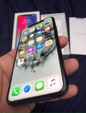 iPhone X space grey 256gb unlocked