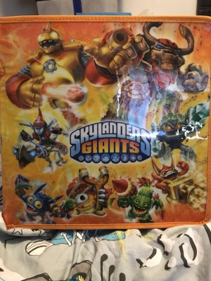 Skylanders over 100 of them 2damaged but still work all the rest perfect condition also portals a couple of games lots of figures fr m each game and two carry cases some stickers and cards too message me for any questions