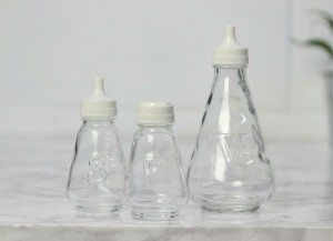 Salt, pepper & vinegar shakers