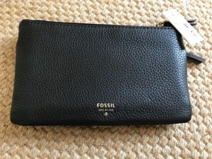 New Fossil Purse Card holder