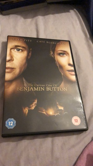 The curious case of Benjamin button dv