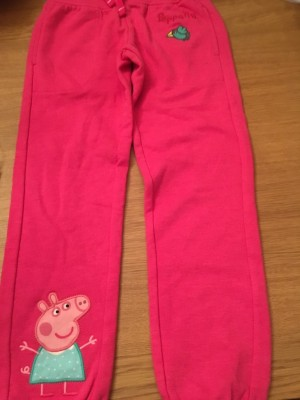 peppa pig jogging bottoms