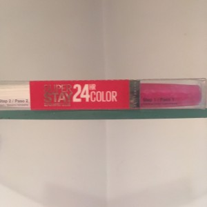 24hr colourstay lipgloss
