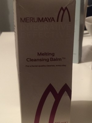 Merumaya Melting Cleansing Balms