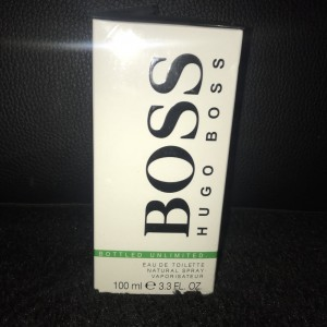 Hugo boss aftershave,factory sealed