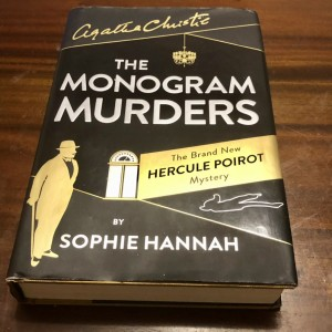 Agatha Christie The Monogram Murders (Hercule Poirot Mystery 1) by Han