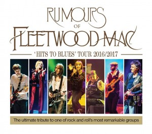 Rumours of fleetwood mac 3x tickets