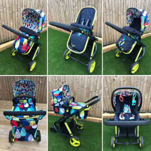 Cosatto Travel System - Giggle 2 - Pitter Patter