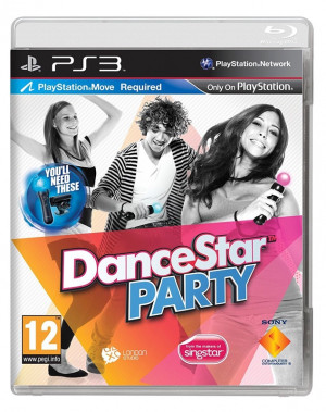 PS3 Game: Dance Star Party