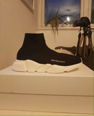 Balenciaga Speed Runners Style Shoes Size 10 [Brand New, Never Worn]