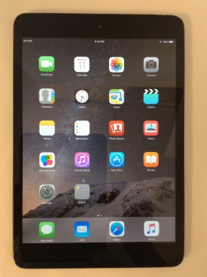 iPad mini 1st generation Wi-Fi Verizon