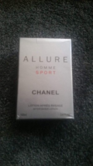 Men's Allure Perfume  100ml £25