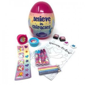 Magical Unicorn Stationary Set