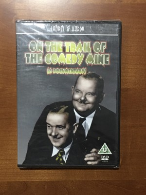 On The Trail Of The Comedy Mine (Official UK DVD)